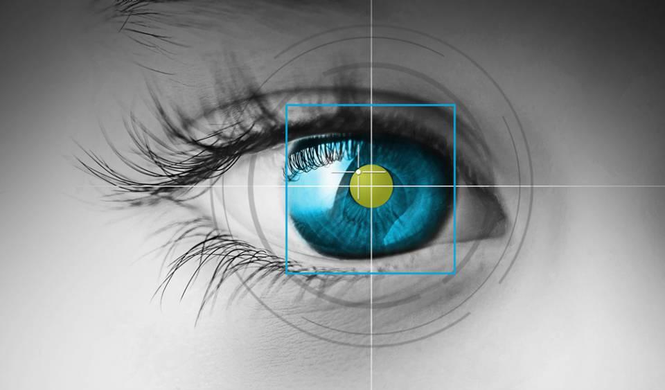 Eye-control WIndows 10