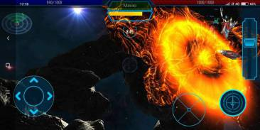STAR HERITAGE: GALAXY BATTLE