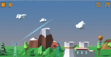 Мобильная игра «Радист» от Step Studio